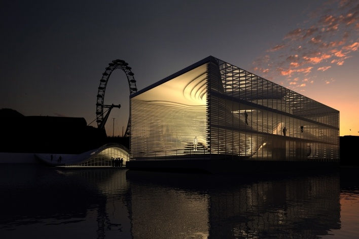 Projetos adaptable architecture gallery on the for Architecture londres