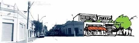Adequação ao patrimônio<br />Imagem dos autores do projeto