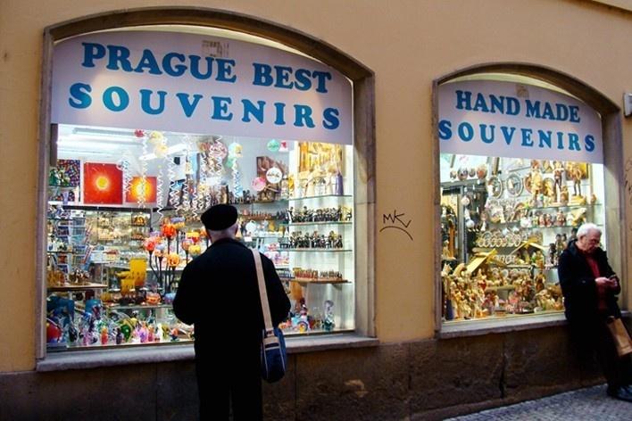 Praga<br />Foto Márcio Correia Campos