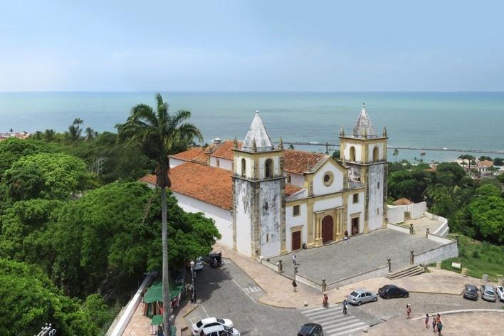 Igreja de Nossa Senhora da Graça, Olinda<br />Foto Victor Hugo Mori