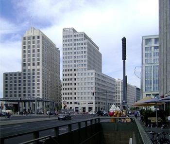 Potsdamer Platz, Berlim