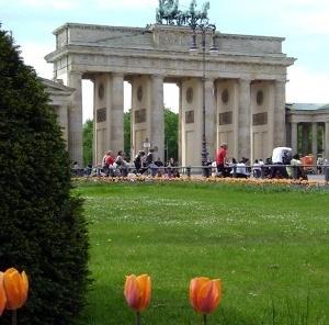 Porta de Brandenburg, Berlim
