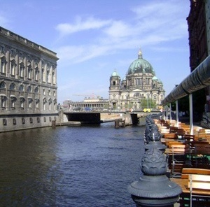 Canal do rio Spree, Berlim