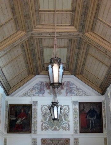 Salão de atos<br />Foto Junancy Wanderley