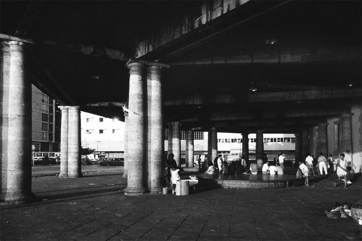 Mercado Modelo, rotunda, Salvador BA<br />Foto divulgação  [Arquivo Paulo Ormindo de Azevedo]