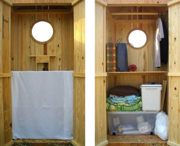 Prayer room and kitchen<br />Photo Yusuke Omuro  [Atelier Ichiku]