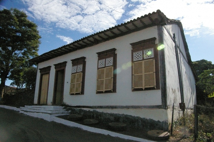 Casa de rotulas, Pilar de Goiás<br />Foto Marco Antônio Galvão