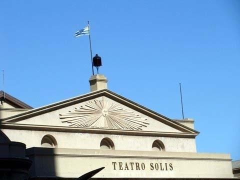Teatro Solis<br />Foto Valdir Zwetsch
