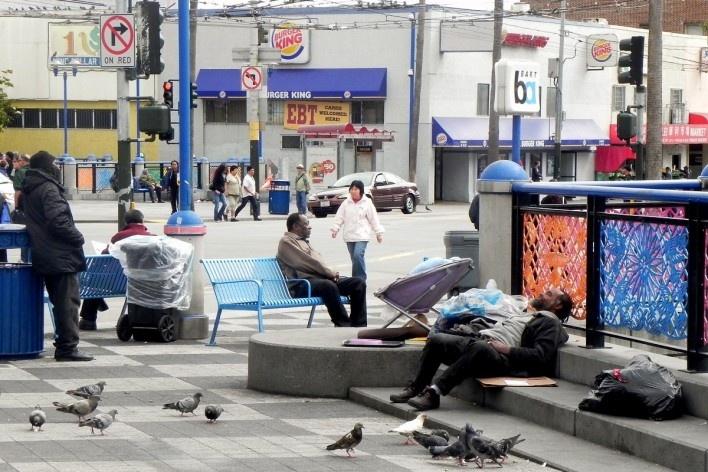 População em situação de rua<br />Foto Maria Carolina Maziviero, 05/04/2014
