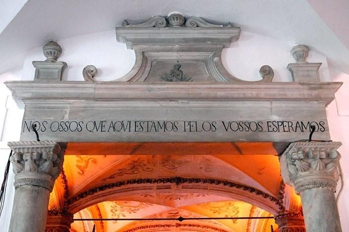 Capela dos Ossos<br />Foto Junancy Wanderley
