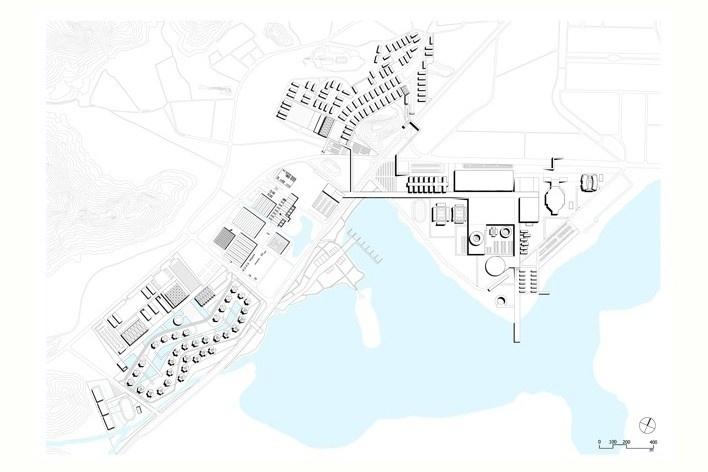 Cluster Barra<br />Rio 2016/ BCMF Arquitetos