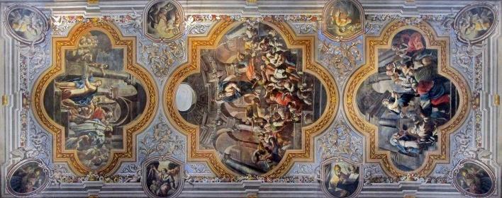 Catedral de Santa Maria Assunta, Ostuni, Itália<br />Fotomontagem Victor Hugo Mori, 2016