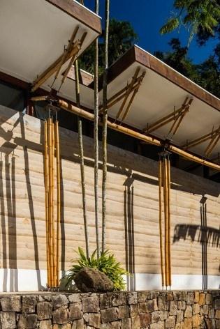 Casa de Hóspedes Paraty, São Luiz do Paraitinga SP Brasil. CRU! Architects e Sven Mouton<br />Foto Nelson Kon  [Acervo CRU! Architects e Sven Mouton]