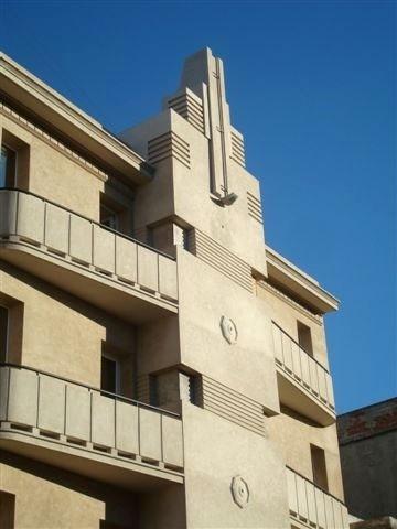 Arquitetura art-decô<br />Foto Michel Gorski
