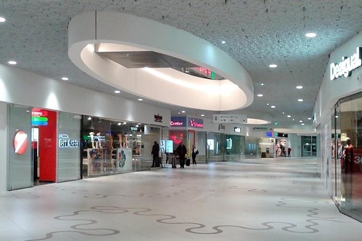 Wien Mitte The Mall<br />Foto Márcio C. Campos