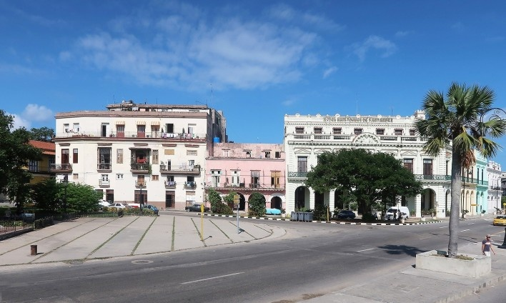 Hotel Armadores de Santander, Habana Vieja, Cuba<br />Foto Victor Hugo Mori