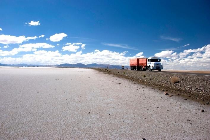 Salinas Grandes, Argentina [<br />Foto José Tabacow