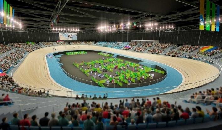 Rio Olympic Velodrome<br />Rio 2016/BCMF Arquitetos