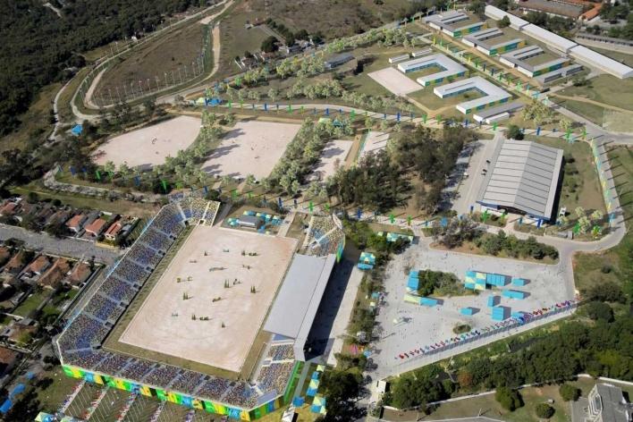 National Equestrian Center<br />Rio 2016/BCMF Arquitetos