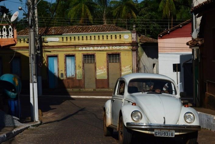 Centro urbano<br />Foto/Photo Fabio Lima