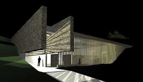 Memorial – Perspectiva noturna<br />Imagem dos autores do projeto