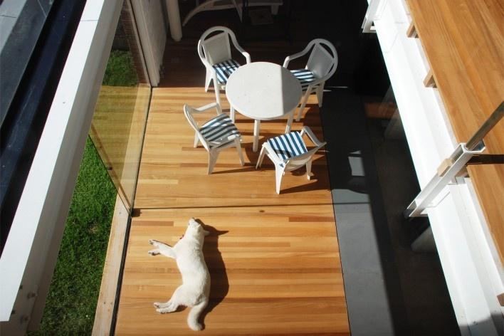 Casa de Ipanema, projeto e execução de Sergio M. Marques, 2007/2009<br />Foto Sergio M. Marques