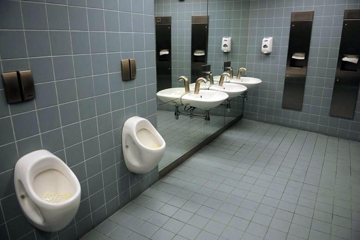 Forum -> Banheiro Feminino De Restaurante