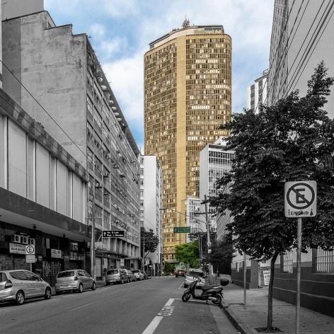 Edifício Itália, 1956/1959. Arquiteto Adolf Franz Heep<br />Foto Rafael Schimidt  [Fotoarquitetura]