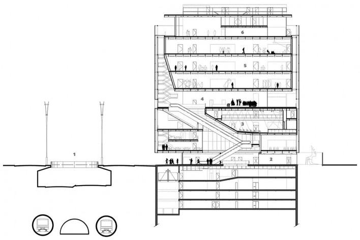 projetos 202 02 cr u00edtica  o novo edif u00edcio do instituto