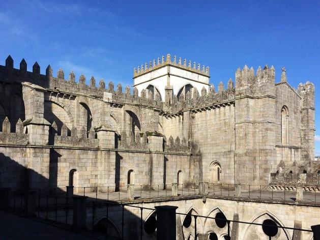 Catedral de Porto<br />Foto Anita Di Marco, 2018