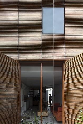 Casa Schendel, São Paulo SP Brasil, 2017. Arquitetos Marina Acayaba e Juan Pablo Rosenberg / AR Arquitetos<br />Foto Leonardo Finotti