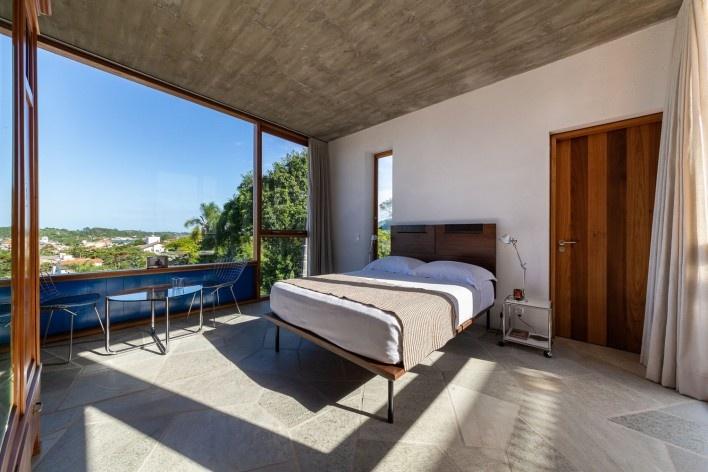 Casa da Lagoa, Florianópolis SC Brasil, 2019. Architects Francisco Fanucci and Marcelo Ferraz / Brasil Arquitetura<br />Foto/Photo Eduardo Beltrame