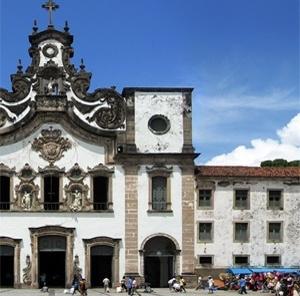 Igreja no Recife<br />Fotos Victor Mori