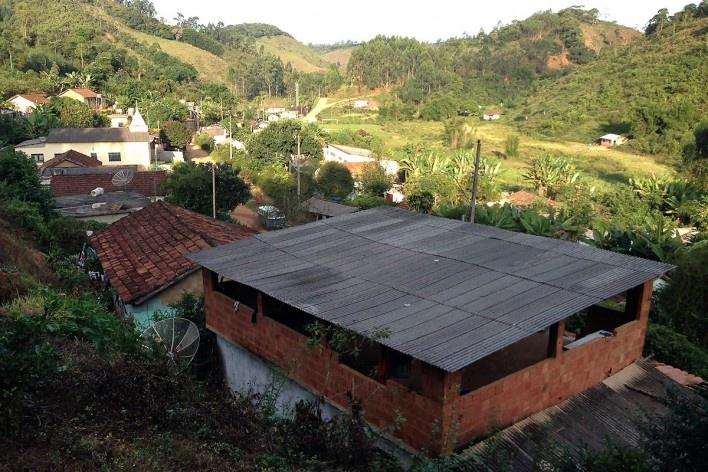 Outro aspecto geral da comunidade do Paiol<br />Foto Fabio Lima