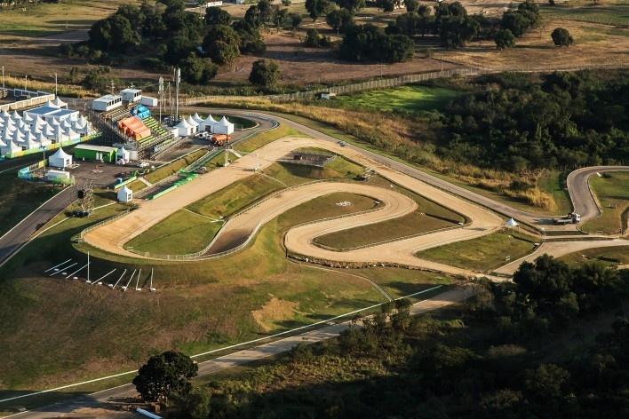 Parque Olímpico de Mountain Bike, Parque Olímpico de Deodoro, Rio de Janeiro, RJ, Escritório Vigliecca & Associados<br />Foto Renato Sette Camara