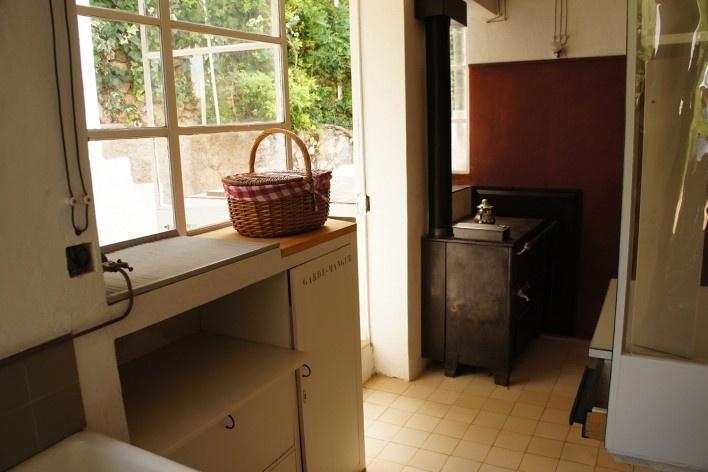 Casa E1027, Roquebrune-Cap-Martin, França. Arquiteta Eileen Gray, 1926-1929<br />Foto Thays Guimarães