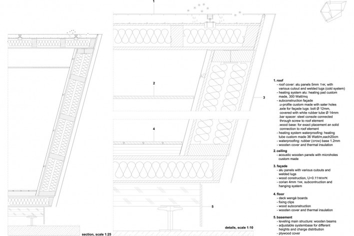Section 1. The Cube, Park Associati. Brussels, 2011<br />image release