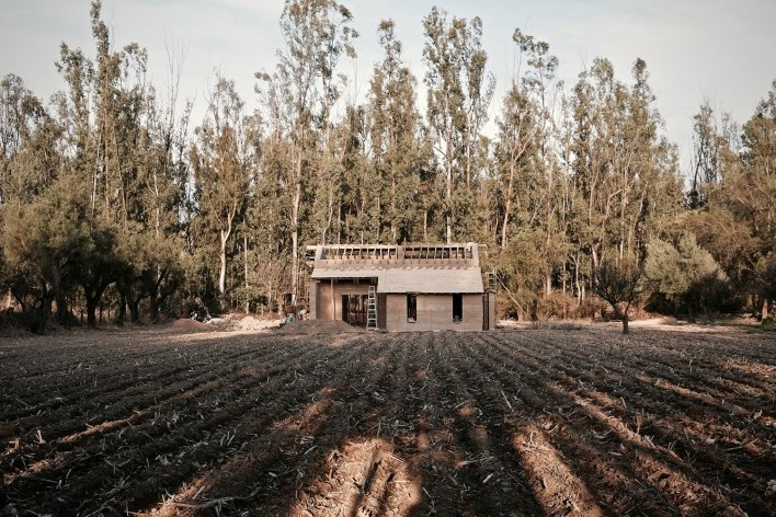 Vivienda T, Tarija, Bolivia, 2020. Arquitecto Mechthild Kaiser; colaborador Mauricio Méndez / Estudio de arquitectura y Planificación Kaiser<br />Foto Mechthild Kaiser