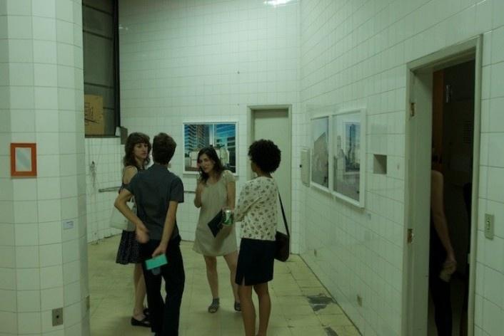Exposição Projeto Imóvel, fotos de Tatewaki Nio<br />Foto Frans Kemper