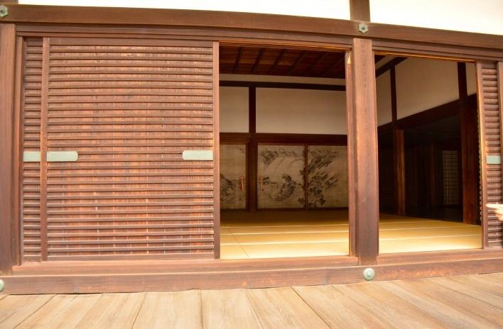 Palácio imperial, Kyoto<br />Foto Roberto Abramovich