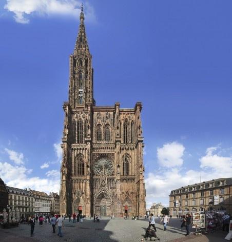 Catedral de Notre-Dame de Strassbourg<br />Foto Victor Hugo Mori