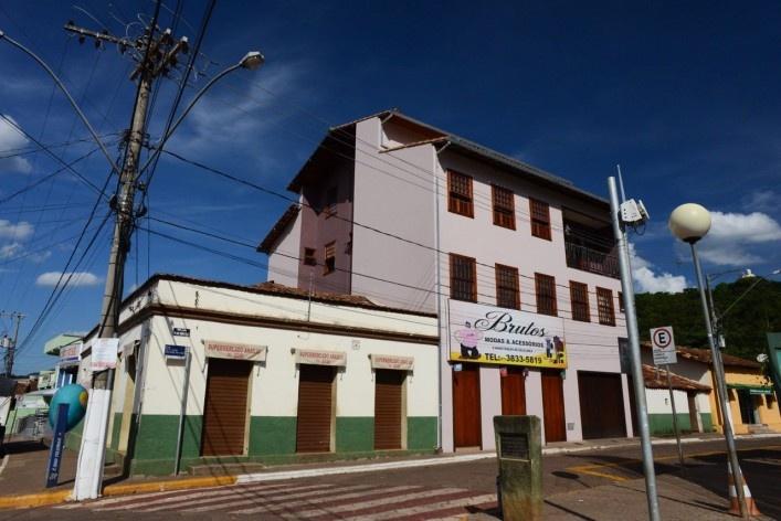 Centro urbano de São Gonçalo do Rio Abaixo<br />Foto/Photo Fabio Lima