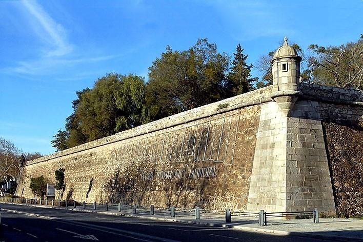 Muralhas de Évora<br />Foto Junancy Wanderley