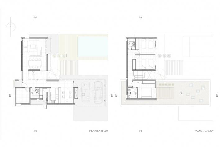 Plantas<br />Desenho I + GC [arquitectura]