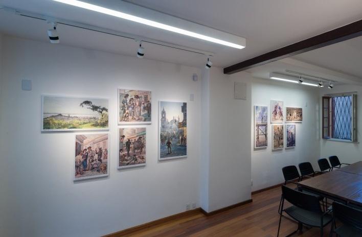 Casa Lutzenberger, espaço Lutzenberger. Reforma Kiefer arquitetos