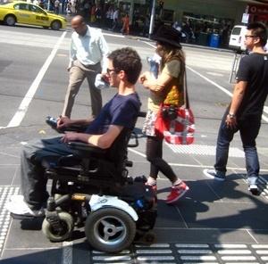 Acessibilidade das vias urbanas