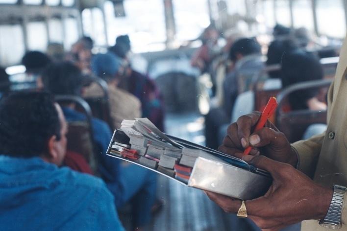 Cobrador, Mysore, Índia<br />Foto Fabricio Fernandes