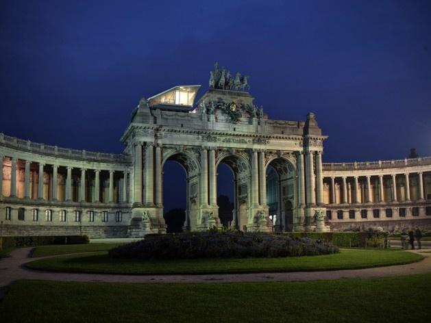 The Cube, Park Associati. Brussels, 2011<br />Photo Andrea Martiradonna