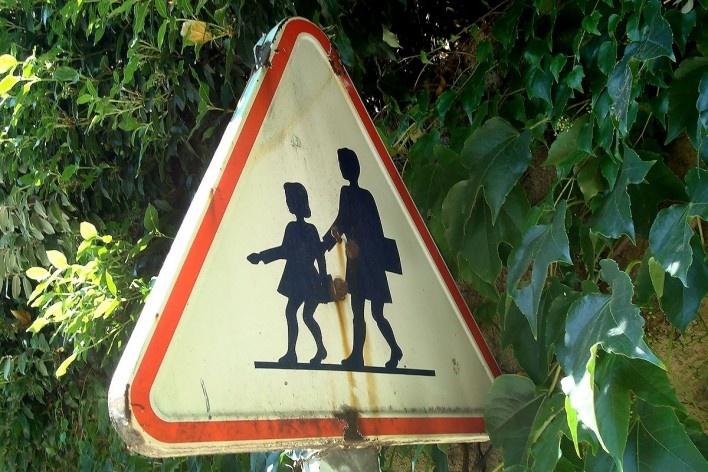 Placa em Aix-en-Provence, França<br />Foto Michel Gorski