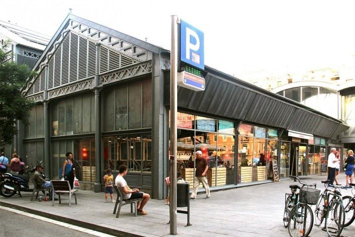 Mercado de La Barceloneta, Barcelona, Espanha<br />Foto Celma Chaves